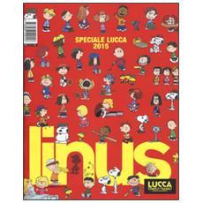 Linus. Speciale Lucca 2015. Vol. 11