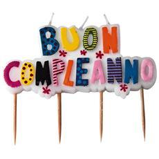 Candelina Picks Buon Compleanno Mix