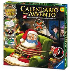 18938 - Calendario Dell'Avvento - Il Mistero Di Natale