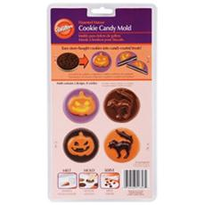Stampo Cookie Candy Jol E Gattaccio Halloween