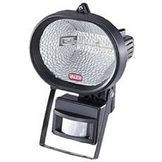 Proiettore Alogeno 120w Global Con Sensore Di Movimento, Valex