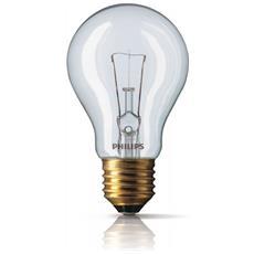 8711500090188 60w E27 D Lampada A Incandescenza