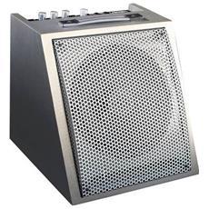 Ap30c. Sistema Audio: 1.0, Peak Power Per Channel: 32 W. Tipo Di Connettività Degli Altoparlanti: 6.35mm. Tensione Di Ingresso Ac: 230 V, Frequenza Di Ingresso Ac: 50 Hz. Larghezza: 34 Cm, Profondità: 34 Cm, Altezza: 34,5 Cm - Amplif.ap30c X