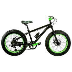 Fat Bike Cicli Casadei 20 6v M-disk