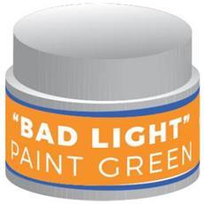 Bad Light Paint Green