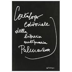 Catalogo editoriale della libreria antiquaria Palmaverde