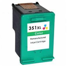 Testina Rigenerata Hp 351Xl Colore Cb338Ee