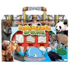Valigetta 7 Timbri Animali da Salvare 7942