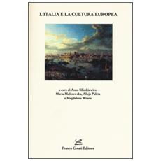 L'Italia e la cultura europea