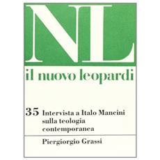 Intervista a Italo Mancini sulla teologia contemporanea