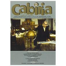 Aa. vv - Cabiria 181/182