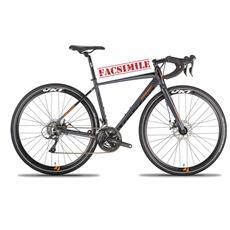 Bici Ibrida Vektor Gravel Sport Shimano Tiagra 2x10v Disc