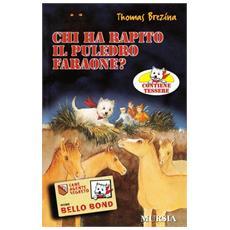 Chi ha rapito il puledro Faraone?