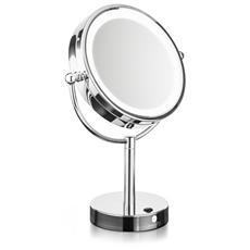 214 Zenith Sensation Doppio Specchio Ingrandente / Normale da Tavolo Diametro 22Cm