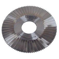 Fresa Taglio Laterale per Duplicatrice Silca art. 701744 ZB Misura 80x1,5 mm