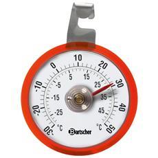 A292049 Termometro per congelatori e frigoriferi da -30 C fino a +50 C