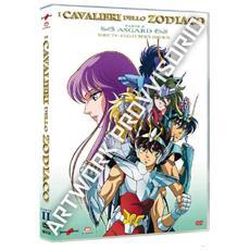 Dvd Cavalieri Dello Z. (i) -asg. -st. 01#02