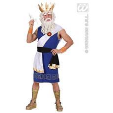 Costume Zeus Dio Del Mare