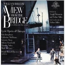Josephson, Malfitano, Rambaldi, Lyr - Bolcom -A View From The Bridge (2 Cd)