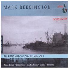 M Bebbington - Piano Music Vol 1