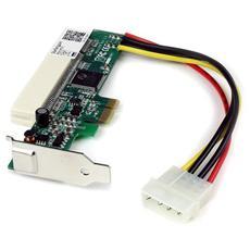 Adattatore scheda PCI Express a PCI