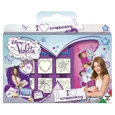 7880 - Valigetta 7 Timbri Violetta