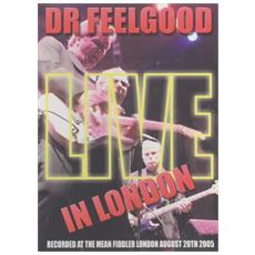 Dr. Feelgood - Live In London