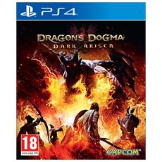 PS4 - Dragon's Dogma Dark Arisen
