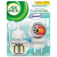 Diffusore Elettrico Per Ambienti Con Ricambio Air Wick Nenuco