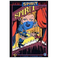 Gli archivi di Spirit. Vol. 5