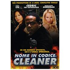 Dvd Nome In Codice: Cleaner