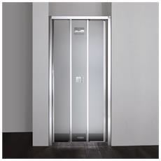 Porta Nicchia Doccia Star da 110 cm