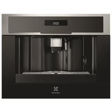 Rex Ebc54524ax Incasso Automatica Macchina Per Il Caffè Espresso 1.8l Nero, Acciaio Inossidabile