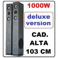 Soundbar SKY 960 Deluxe: Coppia Casse Passive 1000w Home-cinema / home-theatre 3 Vie Art. 100323