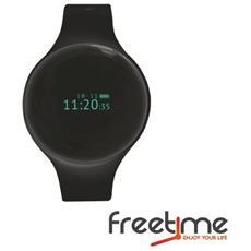 "Smartwatch FreeTime Display 0.66"" Bluetooth Nero- Italia"
