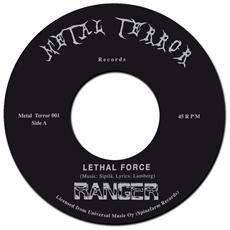 "Ranger - Lethal Force / Night Slasher (7"")"