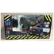Project - Monster Truck Radiotelecomandato
