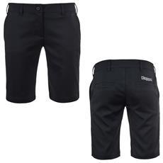 Pantaloncini Donna sportivi 4GOLF SOMMER Golf Size M Col. Black