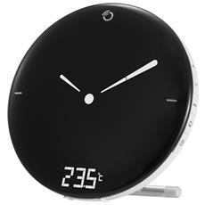 Orologio Digitale Con Display Analogico - Ora E Temperatura