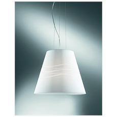 Illuminazione 3424-B - Sospensione Con Vetro Molato