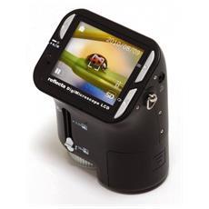 Microscopiodigitale LCD fino ad un ingrandimento di 35x