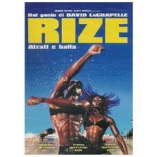 Dvd Rize - Alzati E Balla