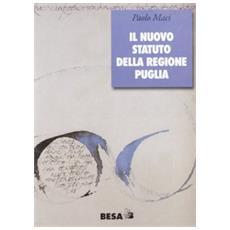 Nuovo statuto della regione Puglia (Il)