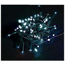 conf. 1 luci LED per est luce multicolor cavo trasp. 13404