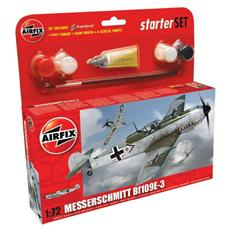 A55106 - Messerschmitt BF 109E - Small Starter Set
