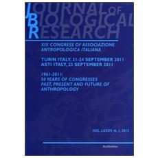 Journal of biological research (2012) . Vol. 1
