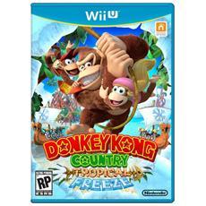 WiiU - Donkey Kong Country: Tropical Freeze