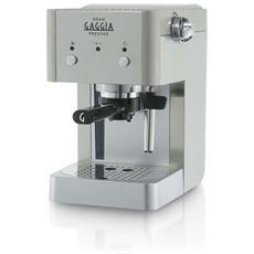 RI8427/11 Gran Gaggia Macchina da Caffè Manuale Capacità 1 Litro Potenza 950 Watt