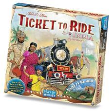 Ticket to Ride Espansione India