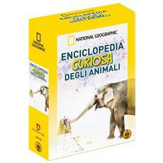 Enciclopedia Curiosa Degli Animali (3 Dvd)
